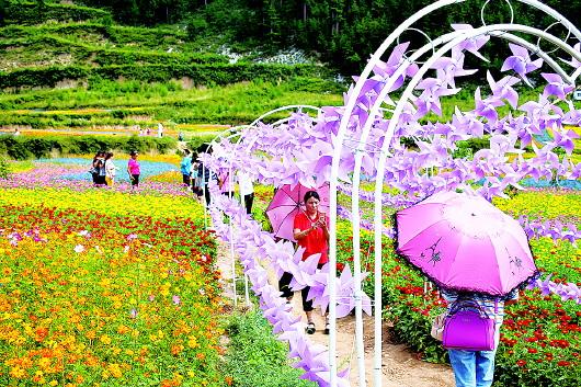"""甘南舟曲县文化旅游:从""""软实力""""到""""硬产业"""""""
